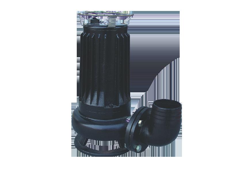 连云港WQ(D)-QG切割型污水污物潜水电泵