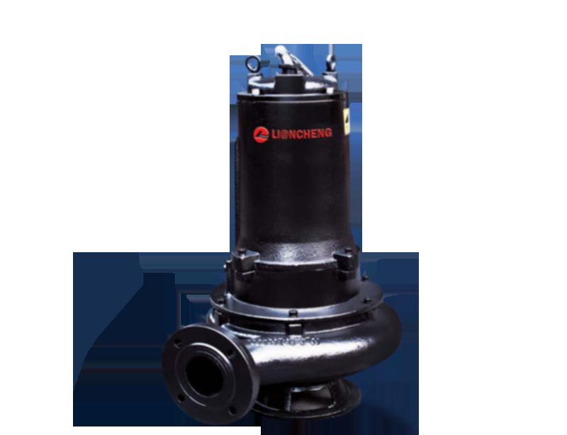 自动冲洗搅拌型排污泵
