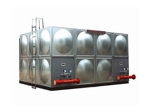 箱式水泵站